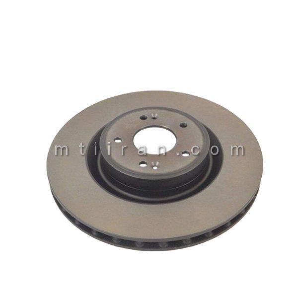 دیسک چرخ جلو برلیانس H330 - اصلی