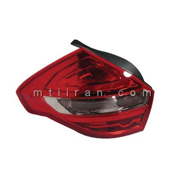 چراغ خطر عقب چپ برلیانس Brilliance H320